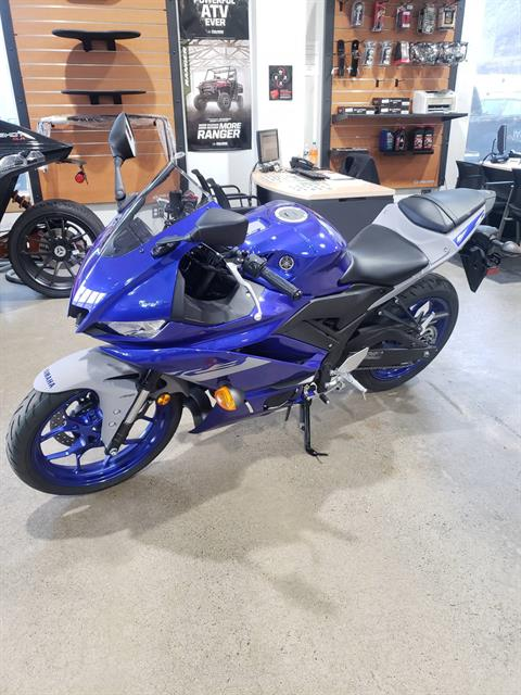 2020 Yamaha YZF-R3 ABS in Danbury, Connecticut - Photo 2