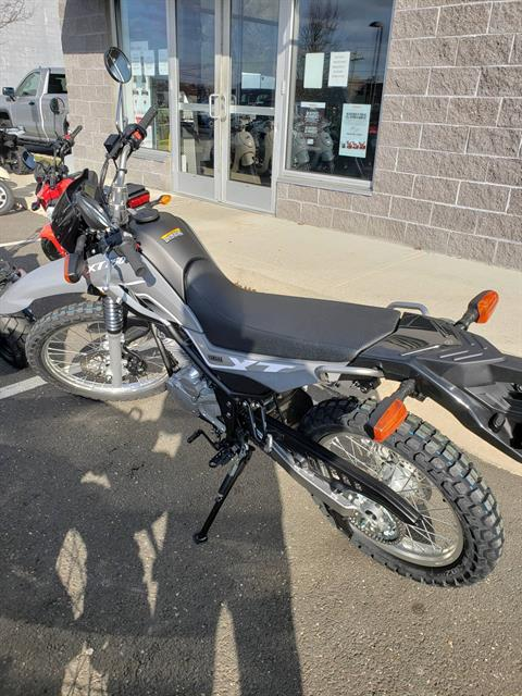 2021 Yamaha XT250 in Danbury, Connecticut - Photo 2