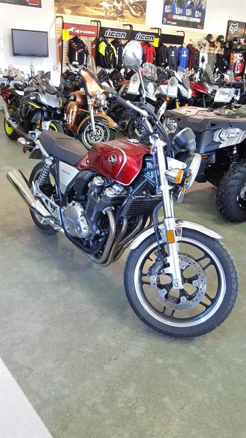 2013 Honda CB1100 in Danbury, Connecticut