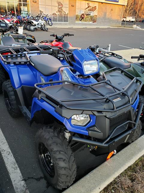 2020 Polaris Sportsman 450 Utility Package in Danbury, Connecticut - Photo 1