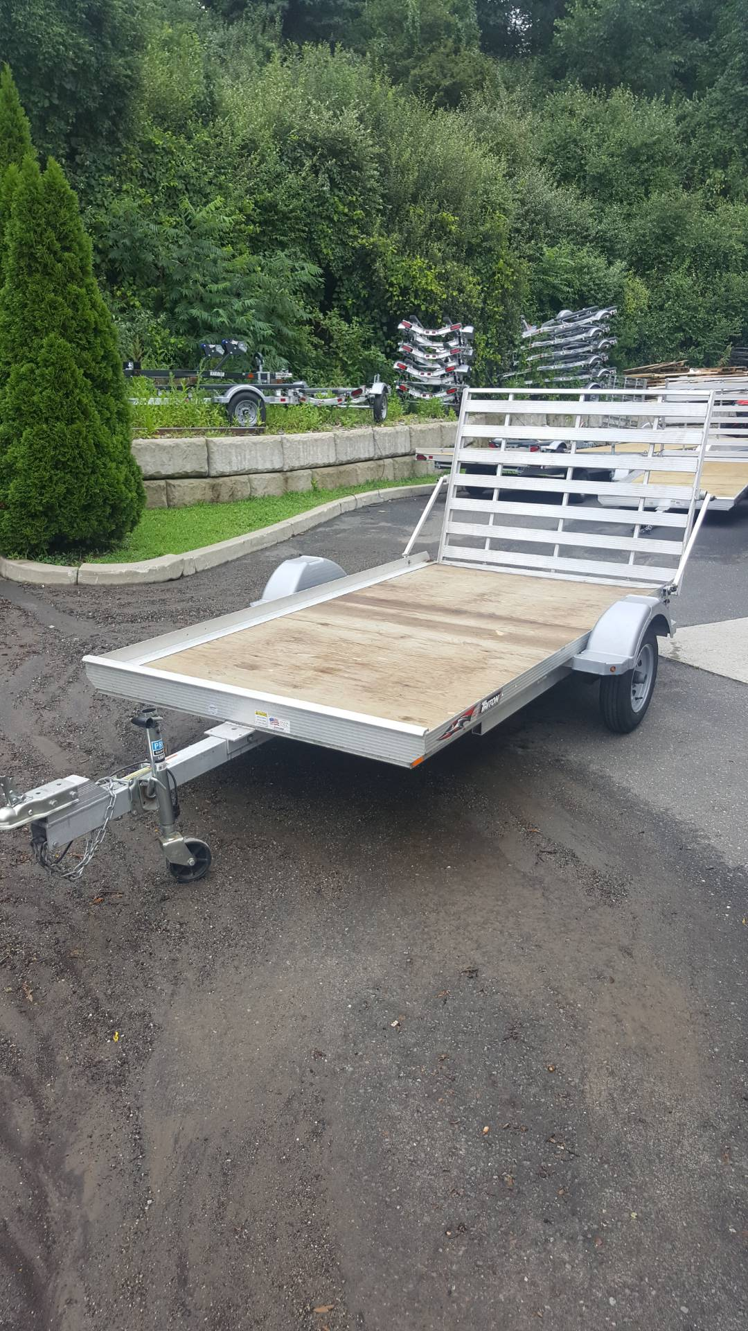 2018 Triton Trailers GU10 in Danbury, Connecticut