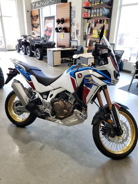 2020 Honda Africa Twin Adventure Sports ES in Danbury, Connecticut