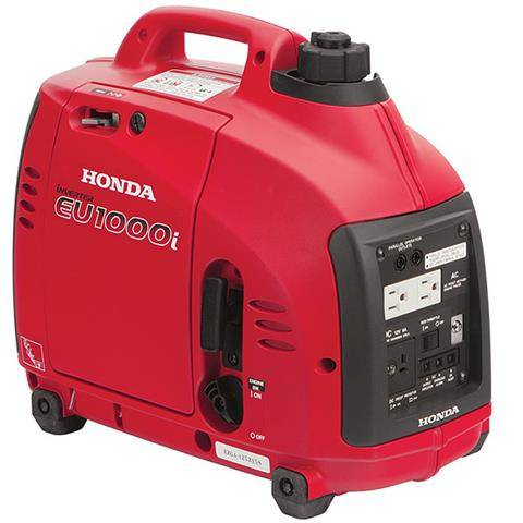 Honda Power Equipment EU1000i in Danbury, Connecticut - Photo 2