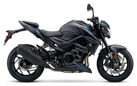 2019 Suzuki GSX-S 750Z in Danbury, Connecticut