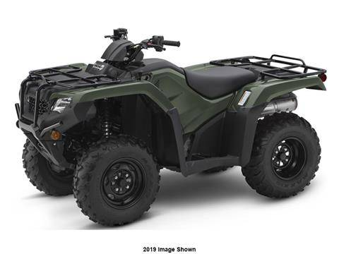 2020 Honda Rancher 420 4x4 in Danbury, Connecticut