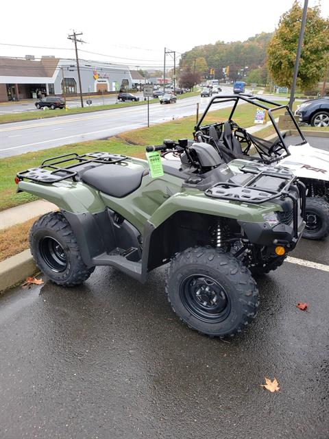 2021 Honda Fourtrax Rancher 4x4 in Danbury, Connecticut - Photo 1