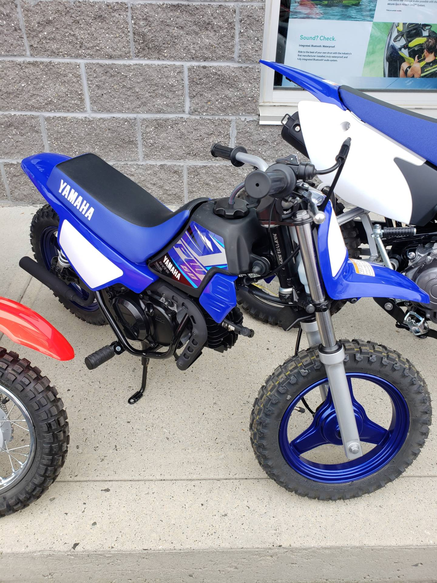 2020 Yamaha PW 50 in Danbury, Connecticut - Photo 1