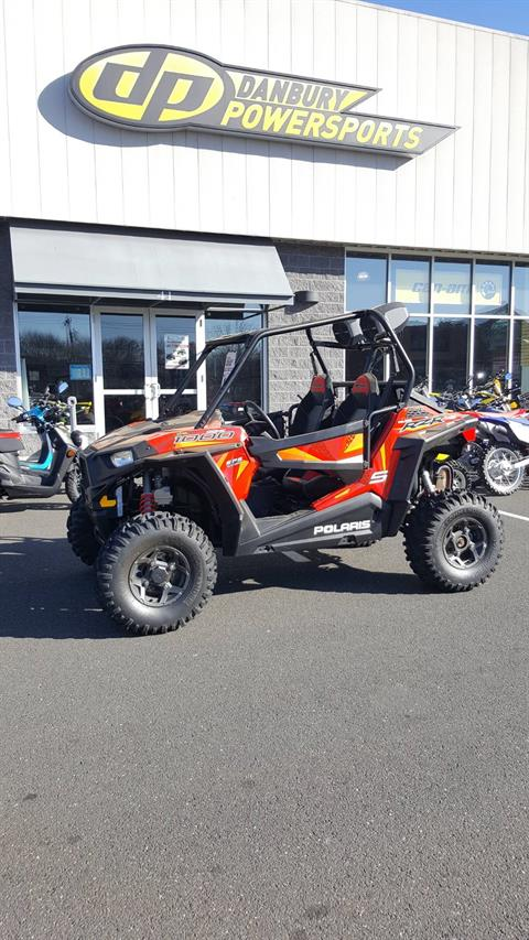 2017 Polaris RZR S 1000 EPS in Danbury, Connecticut