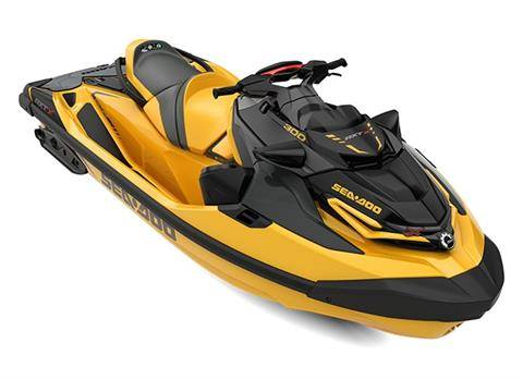 2021 Sea-Doo RXT-X 300 iBR w/ Sound System in Danbury, Connecticut
