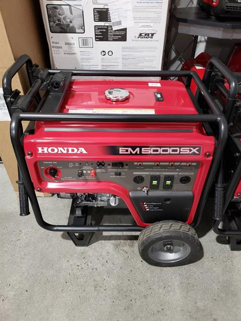 Honda Power Equipment EM5000S in Danbury, Connecticut - Photo 1