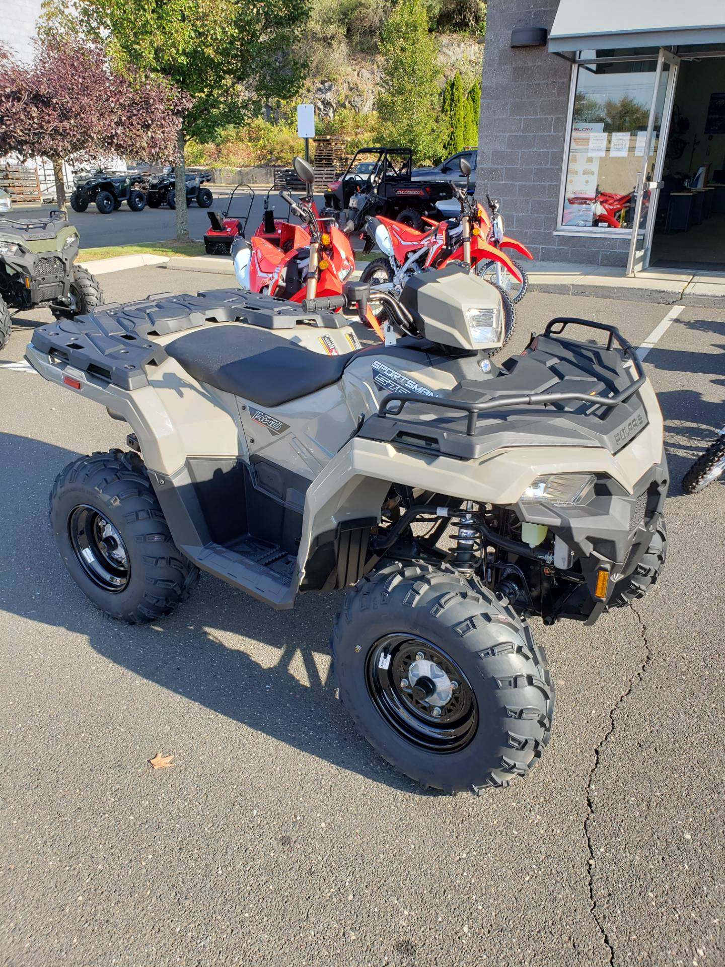2021 Polaris Sportsman 570 in Danbury, Connecticut - Photo 2