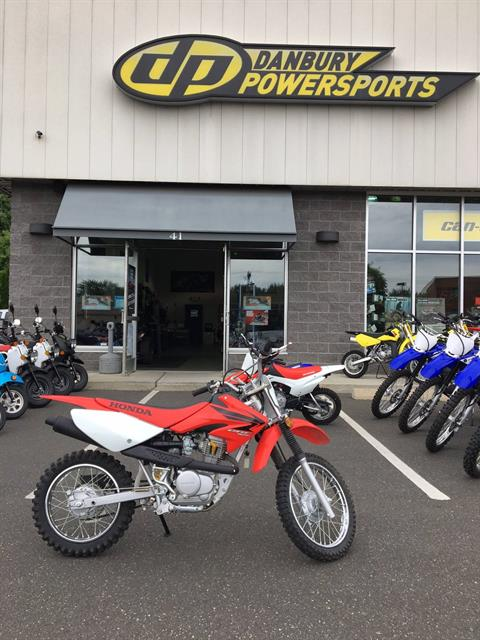 2007 Honda CRF™80F in Danbury, Connecticut