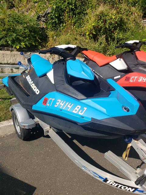 2017 Sea-Doo Spark 2 up 90HP in Danbury, Connecticut - Photo 1