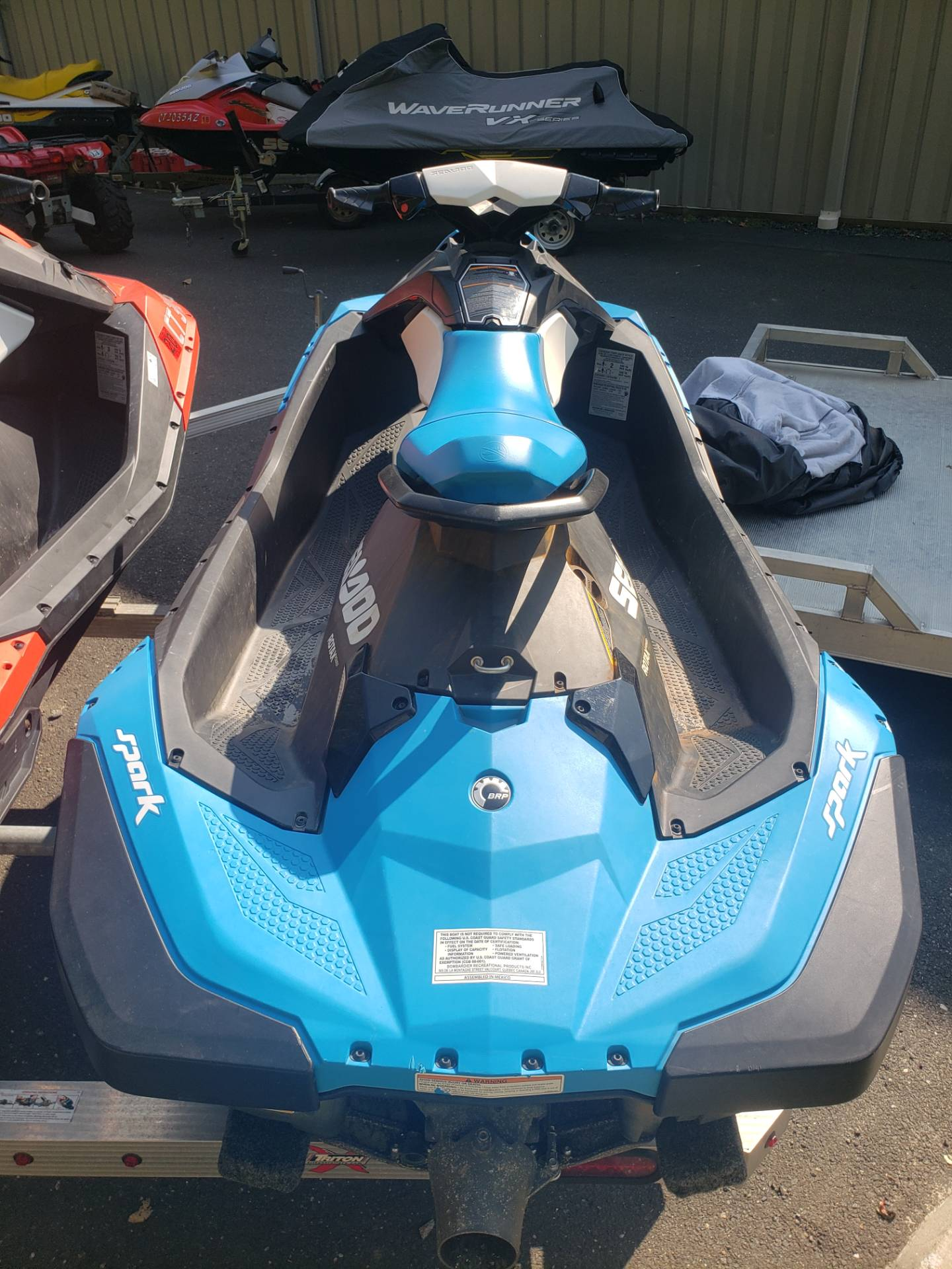 2017 Sea-Doo Spark 2 up 90HP in Danbury, Connecticut - Photo 3