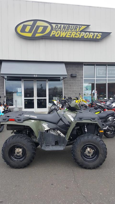 2014 Polaris Sportsman® 400 H.O. in Danbury, Connecticut