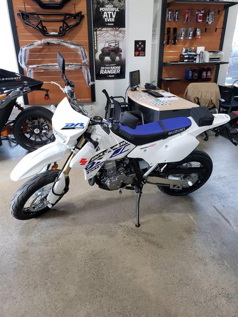 2020 Suzuki DR-Z 400 SM in Danbury, Connecticut - Photo 2