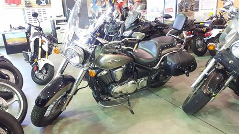 2013 Kawasaki Vulcan® 900 Classic LT in Danbury, Connecticut