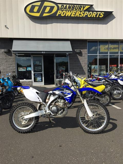 2009 Yamaha WR250F in Danbury, Connecticut