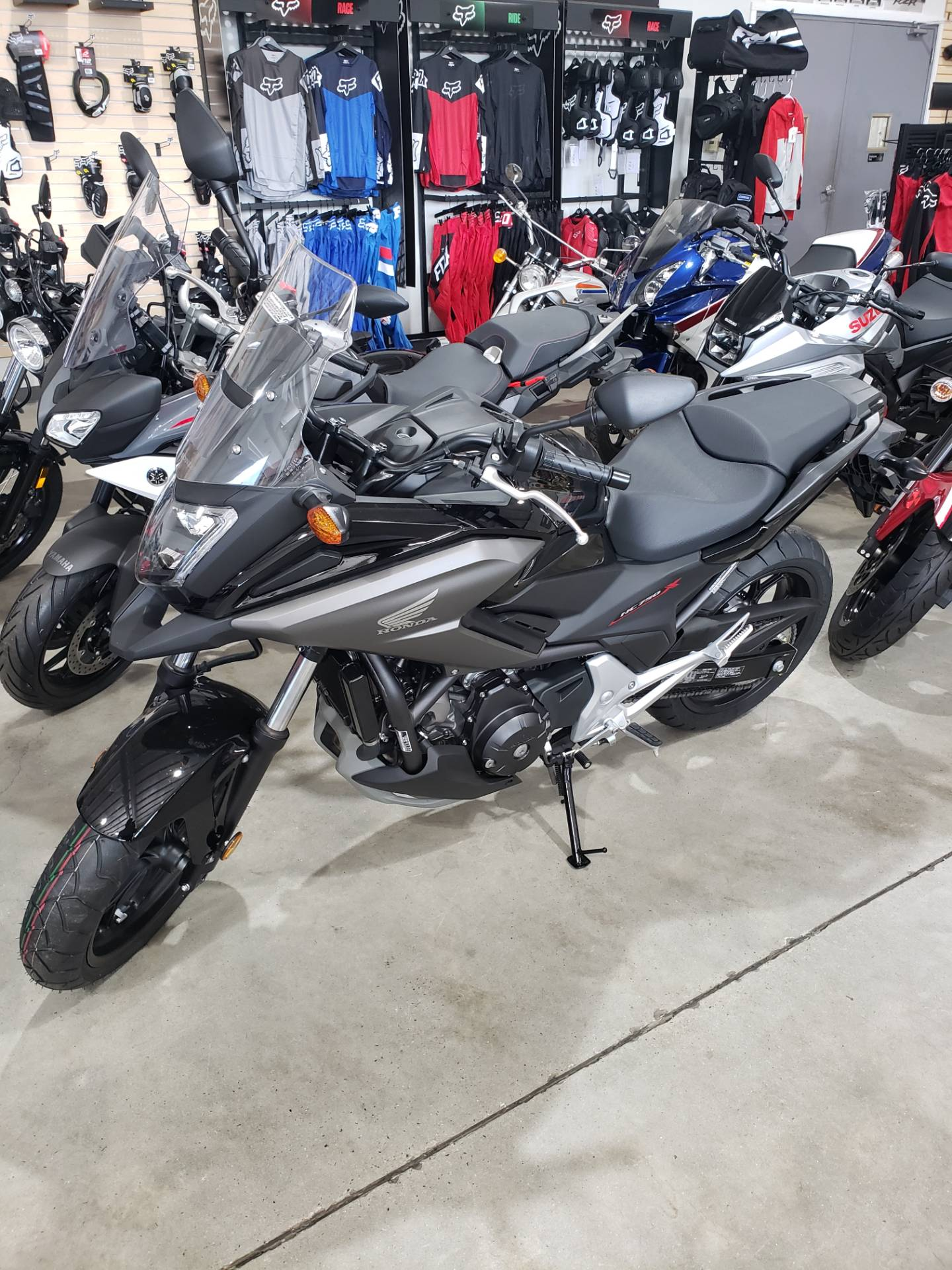 2020 Honda NC750X in Danbury, Connecticut - Photo 1