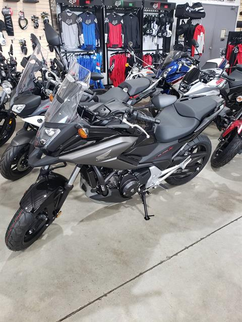 2020 Honda NC750X in Danbury, Connecticut