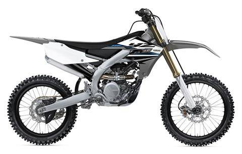 2020 Yamaha YZ 250F in Danbury, Connecticut