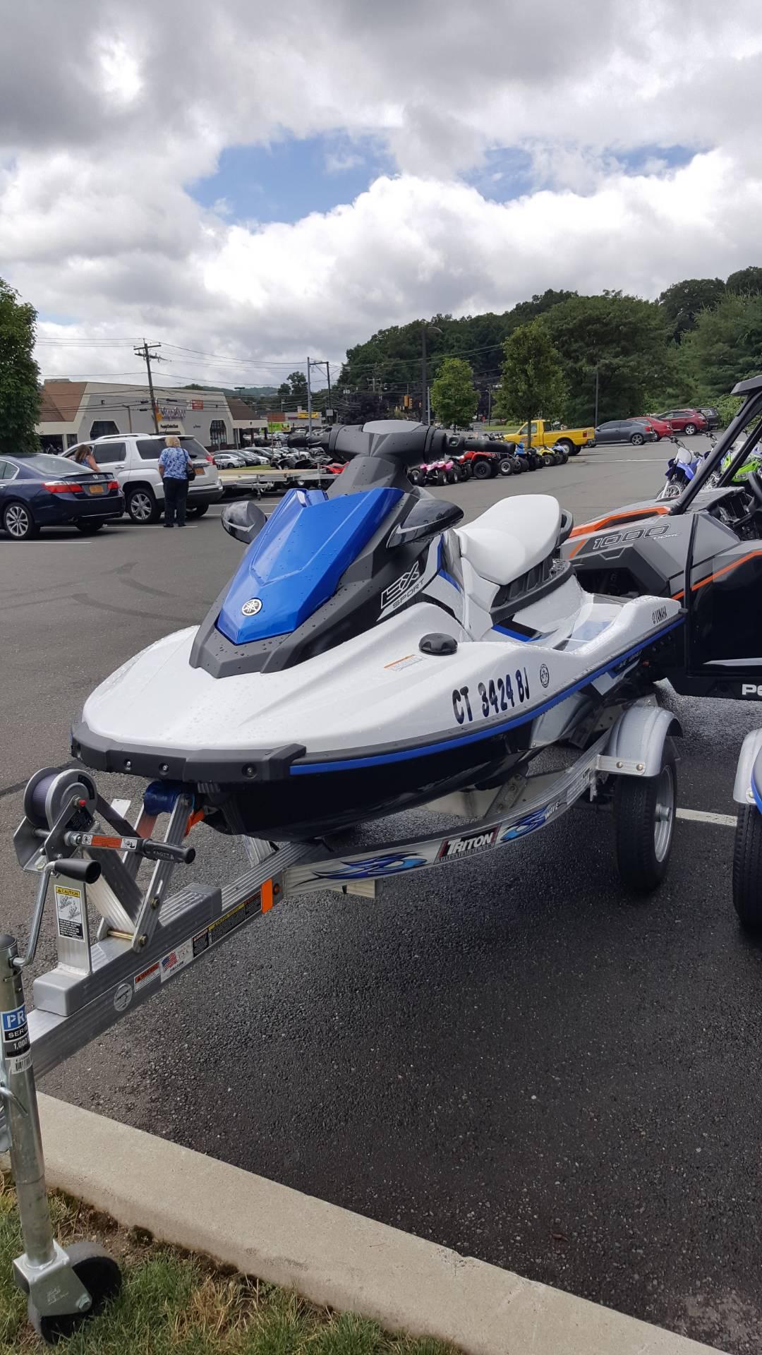 2017 Yamaha EX Sport 2