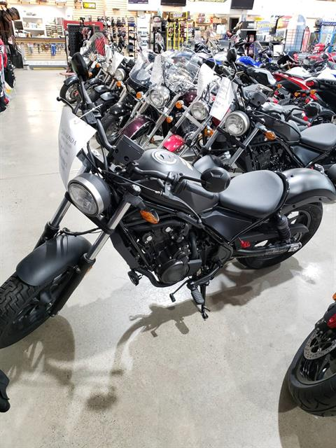 2019 Honda Rebel 500 ABS in Danbury, Connecticut - Photo 2