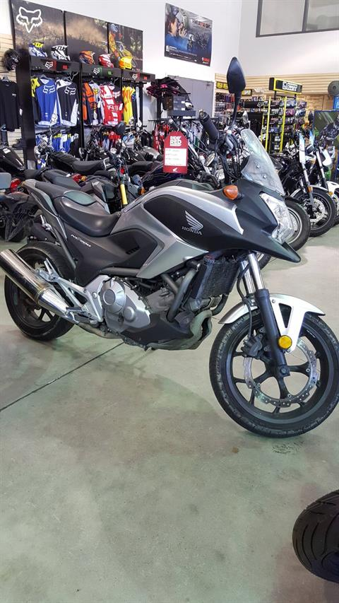 2012 Honda NC700X in Danbury, Connecticut
