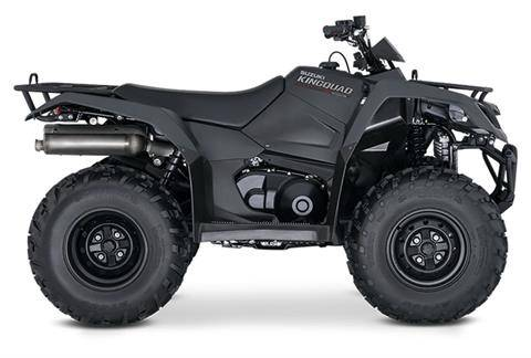 2019 Suzuki KingQuad 400 ASi+ in Danbury, Connecticut