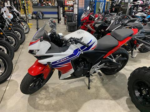 2014 Honda CBR500R in Danbury, Connecticut - Photo 2