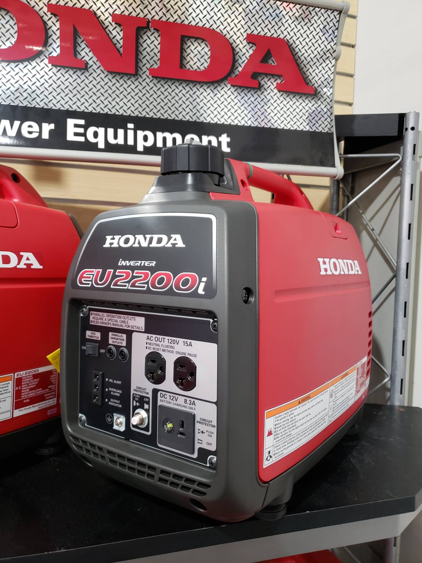 Honda Power Equipment EU2200i in Danbury, Connecticut - Photo 1