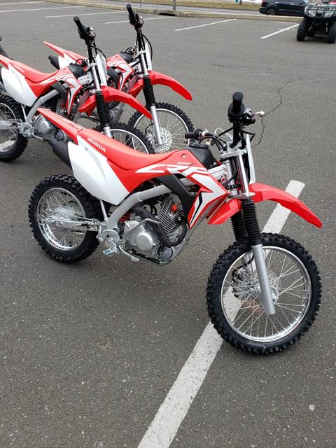 2020 Honda CRF125F in Danbury, Connecticut - Photo 1
