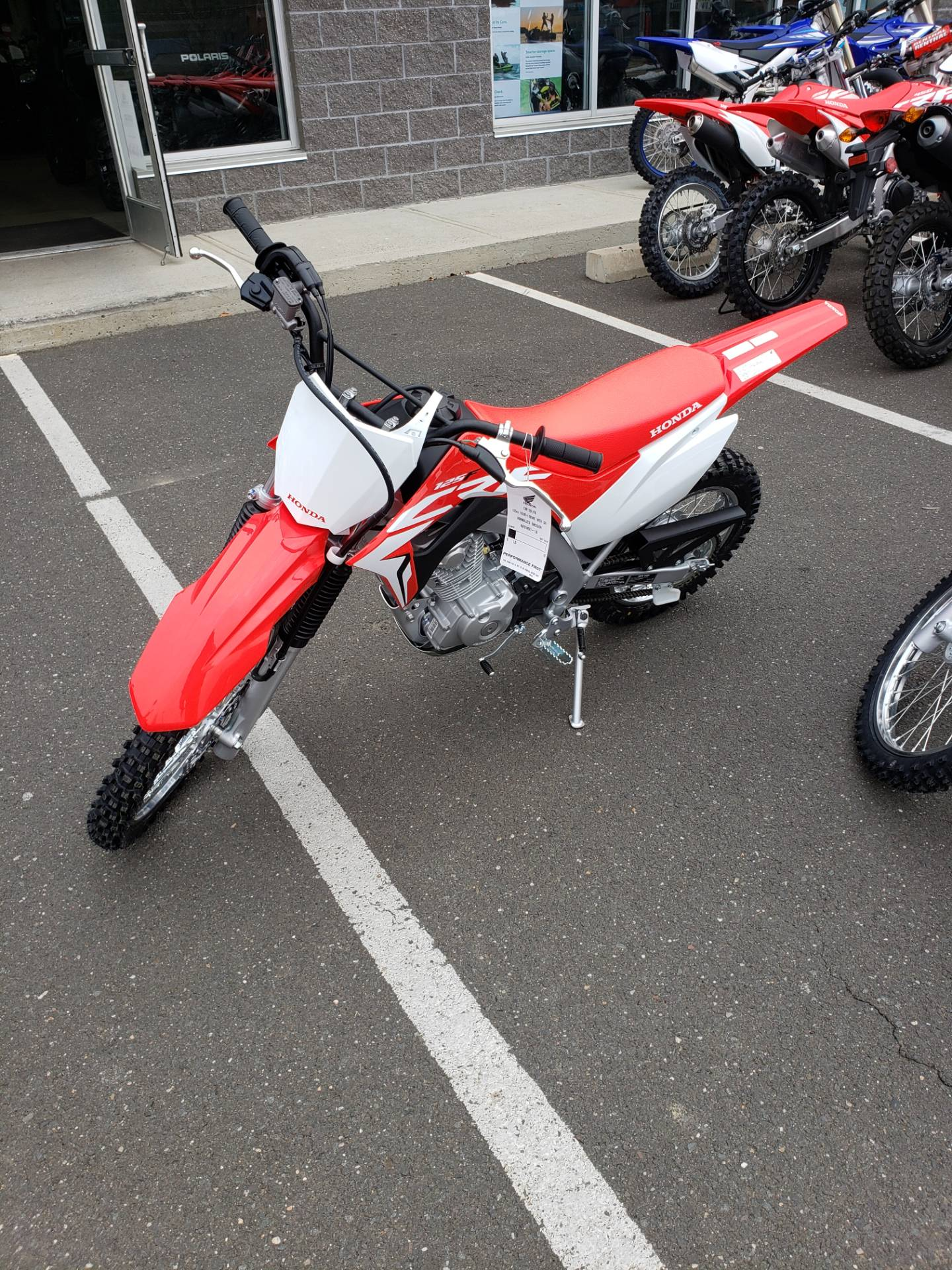2020 Honda CRF125F in Danbury, Connecticut - Photo 2
