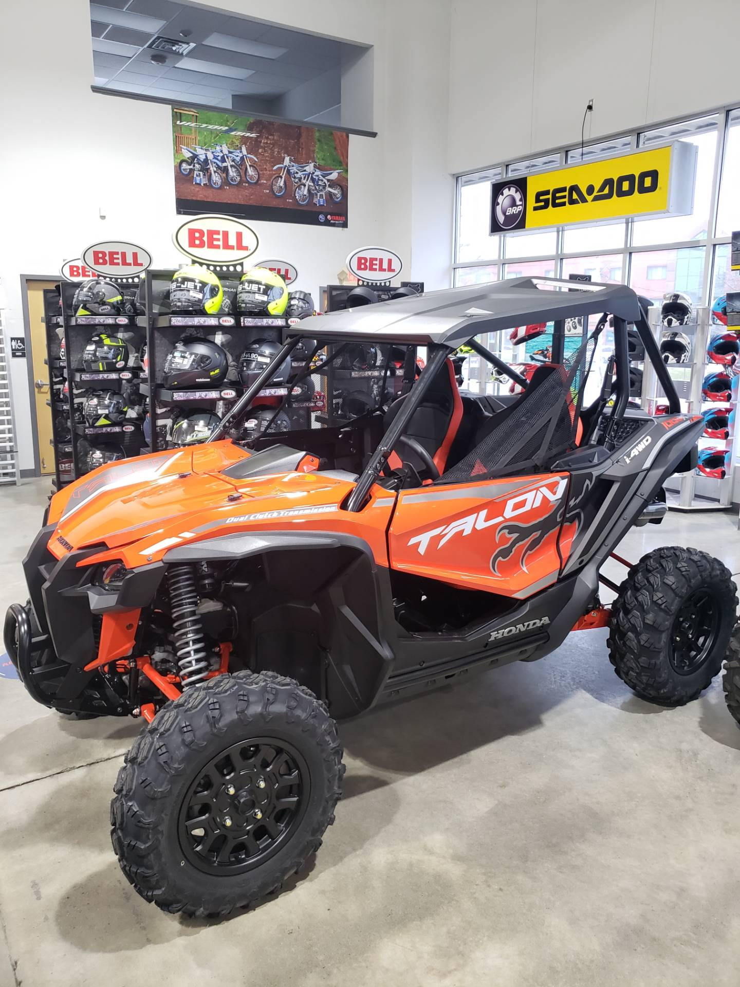2021 Honda Talon 1000 X in Danbury, Connecticut - Photo 1