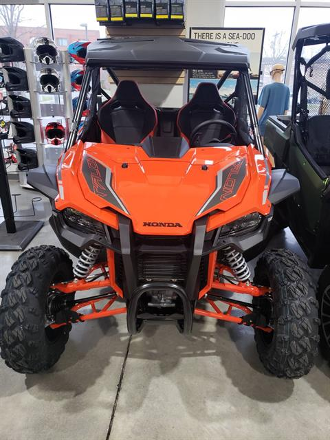 2021 Honda Talon 1000 X in Danbury, Connecticut - Photo 2