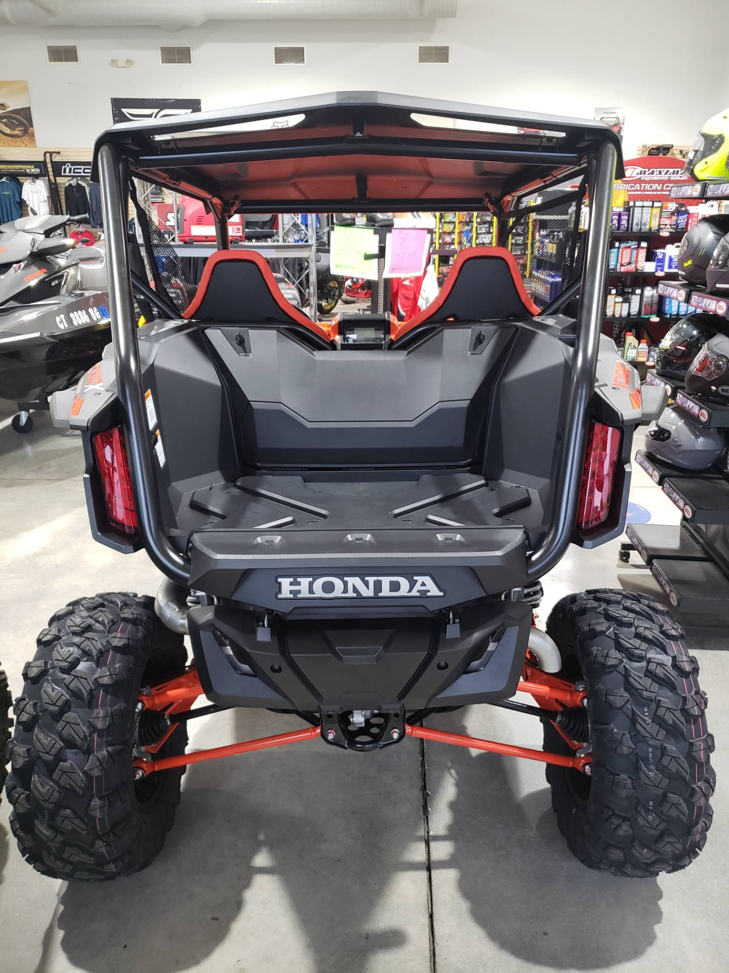 2021 Honda Talon 1000 X in Danbury, Connecticut - Photo 3