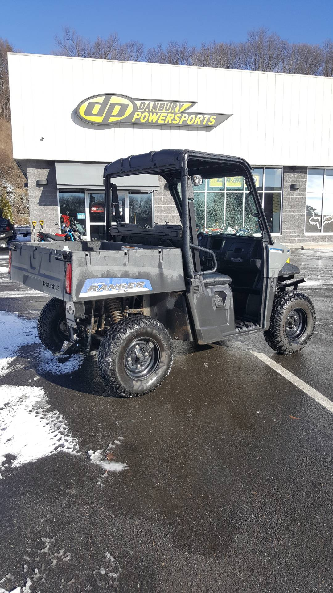 2016 Polaris Ranger EV in Danbury, Connecticut
