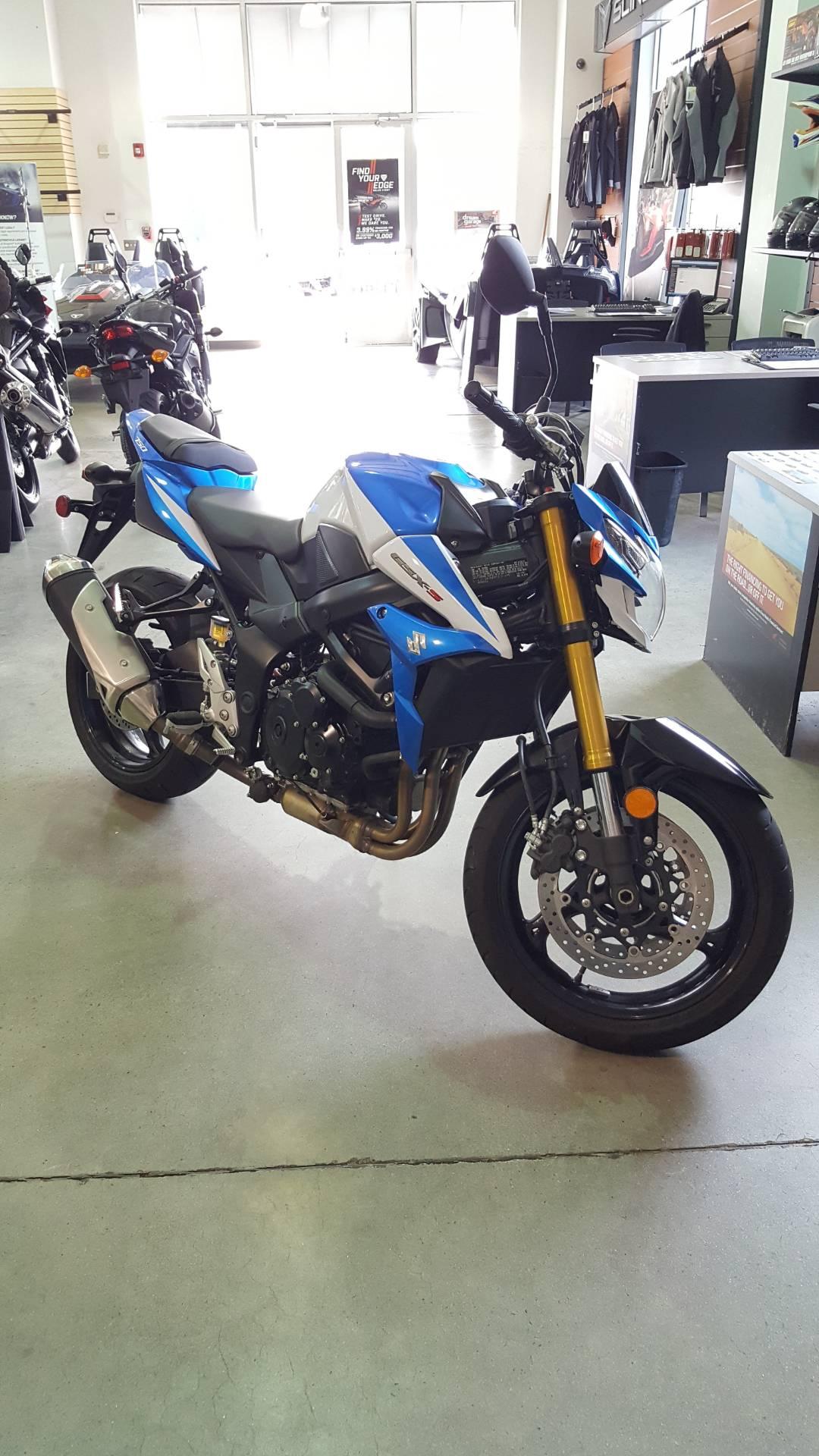 2015 Suzuki GSX-S750Z for sale 65072