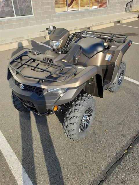 2020 Suzuki King Quad 500 Power Steering SE w/ Rugged Package in Danbury, Connecticut - Photo 1