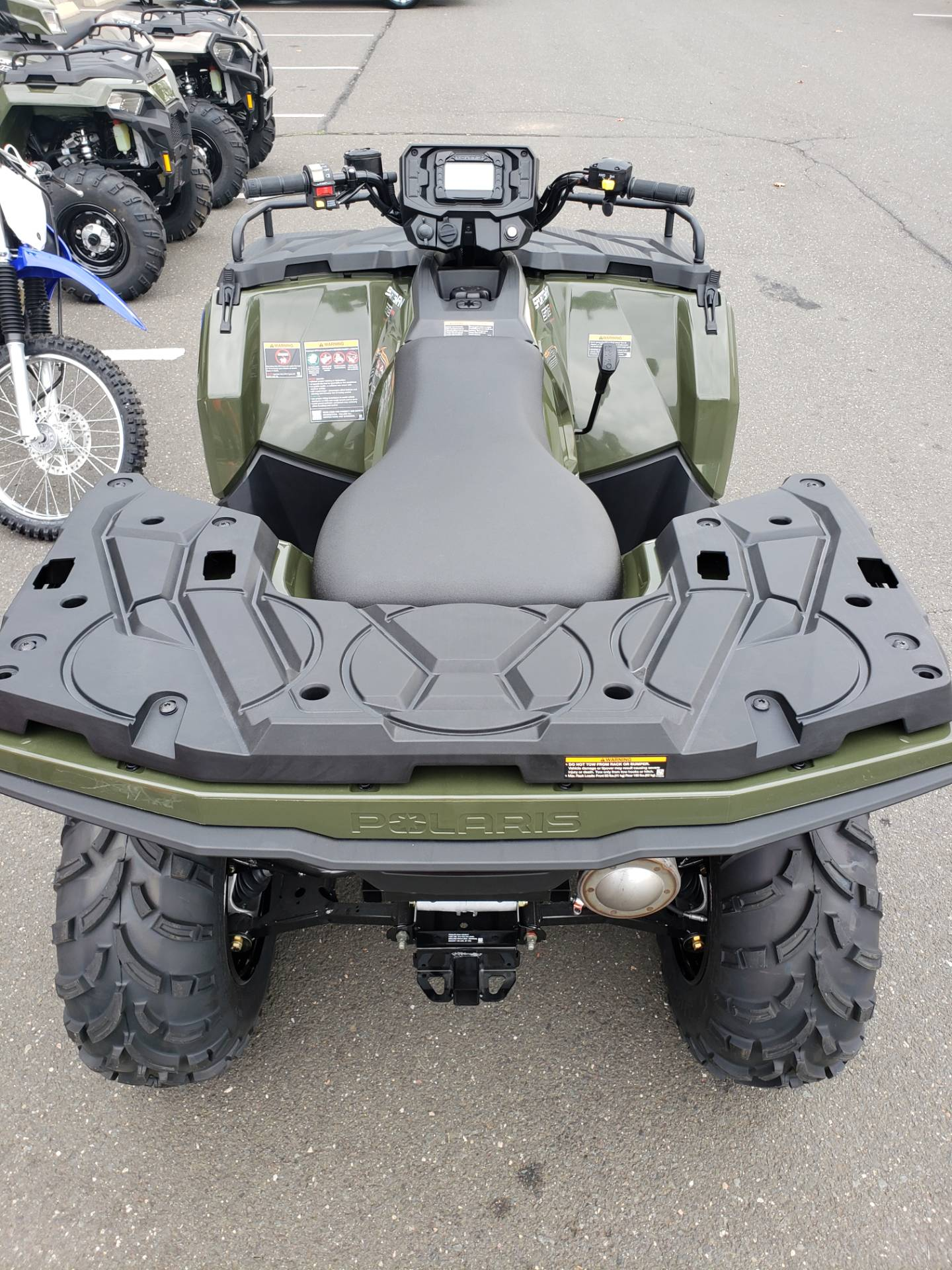 2021 Polaris Sportsman 570 in Danbury, Connecticut - Photo 3
