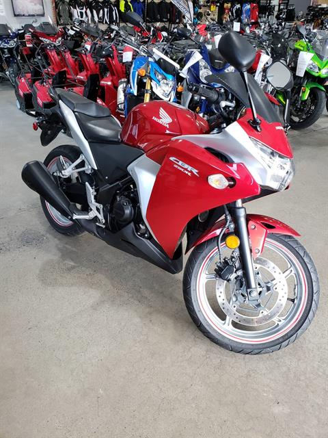 2012 Honda CBR250R in Danbury, Connecticut
