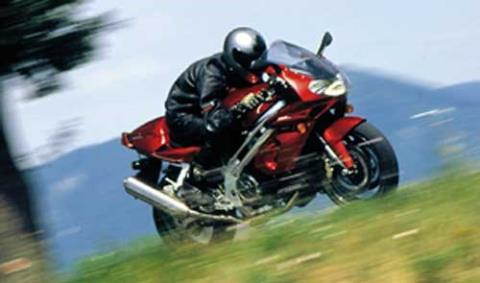 2001 Aprilia SL 1000 Falco in Auburn, Washington - Photo 2