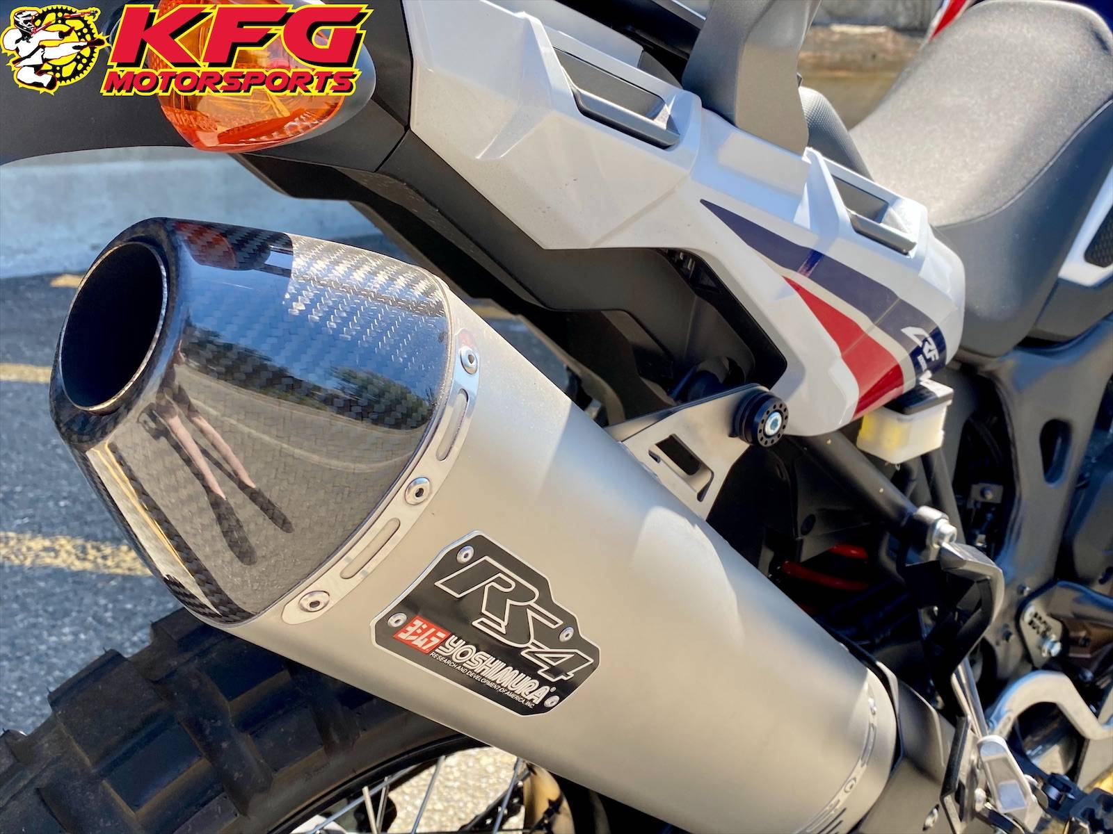 2017 Honda Africa Twin DCT in Auburn, Washington - Photo 9