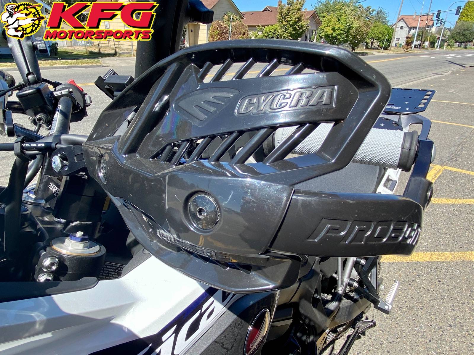 2017 Honda Africa Twin DCT in Auburn, Washington - Photo 10