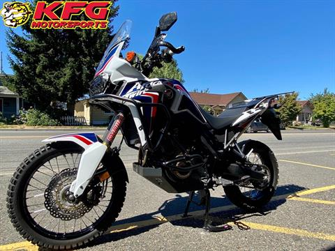 2017 Honda Africa Twin DCT in Auburn, Washington - Photo 2
