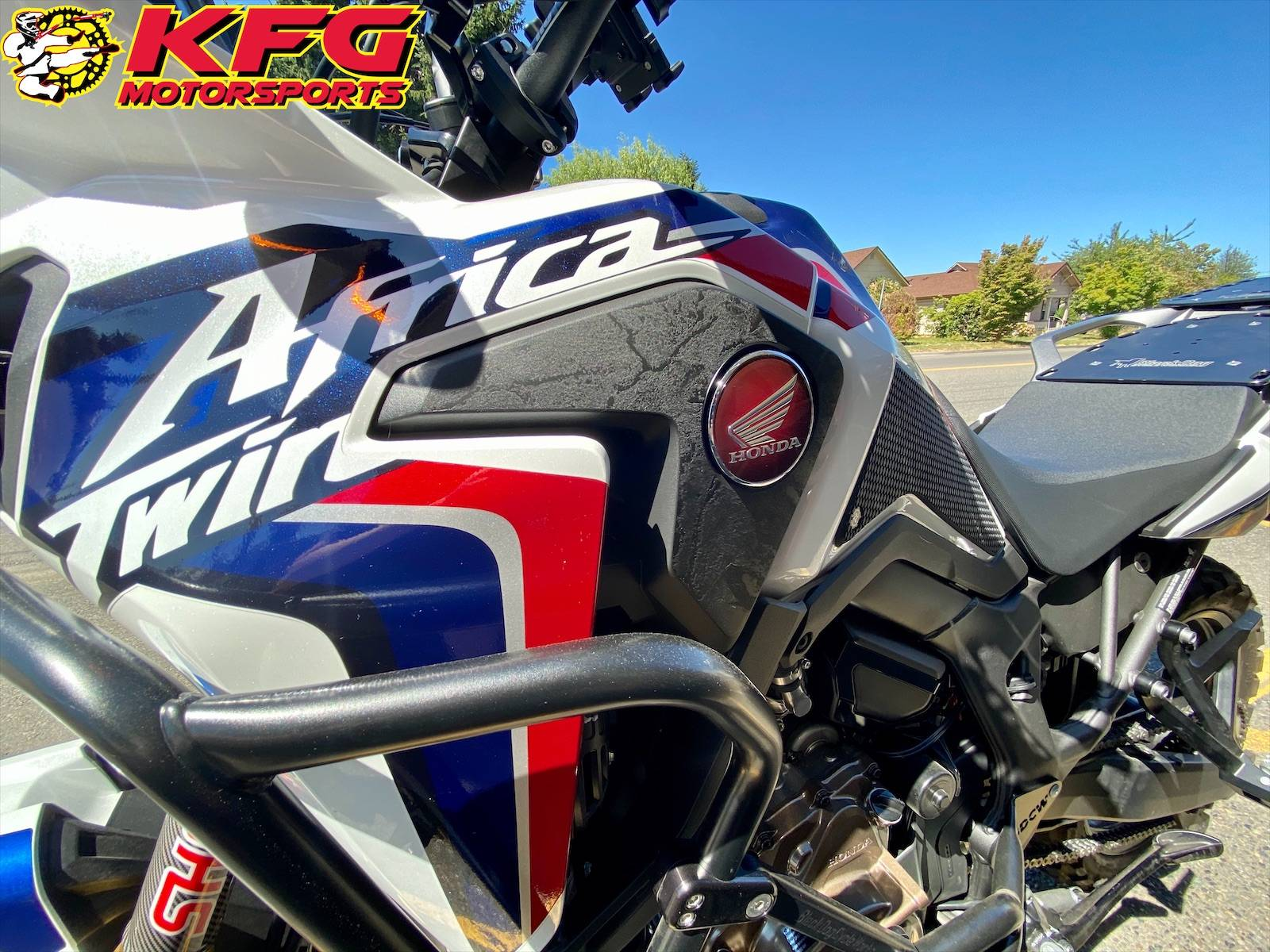 2017 Honda Africa Twin DCT in Auburn, Washington - Photo 11