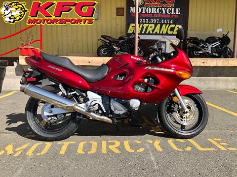 2000 Suzuki Katana 750 in Auburn, Washington - Photo 1