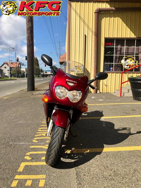 2000 Suzuki Katana 750 in Auburn, Washington - Photo 3