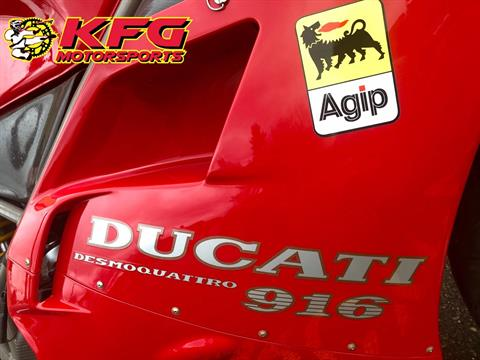 1995 Ducati 916 in Auburn, Washington - Photo 5