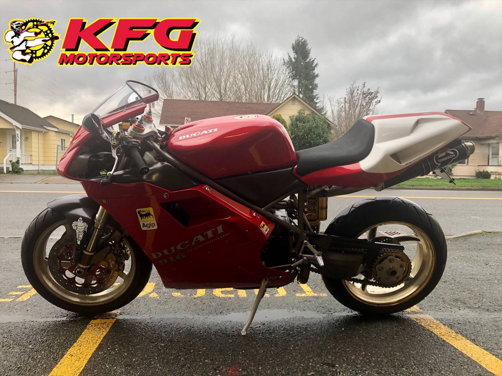1995 Ducati 916 in Auburn, Washington - Photo 2
